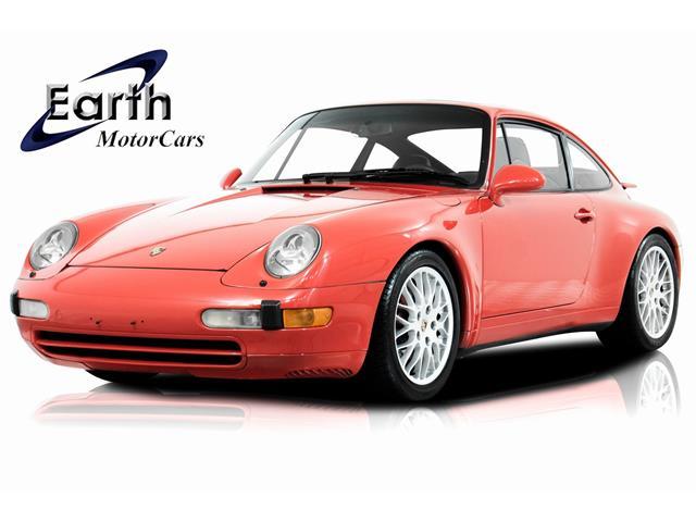 1995 Porsche 911 (CC-1313584) for sale in Carrollton, Texas