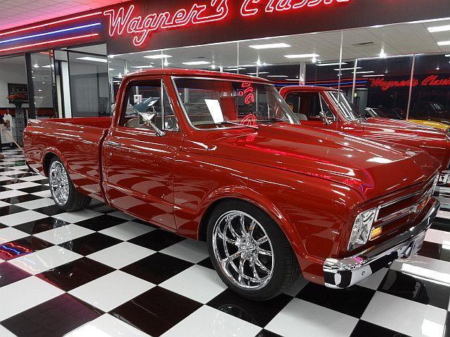1967 Chevrolet Pickup (CC-1313590) for sale in Bonner Springs, Kansas