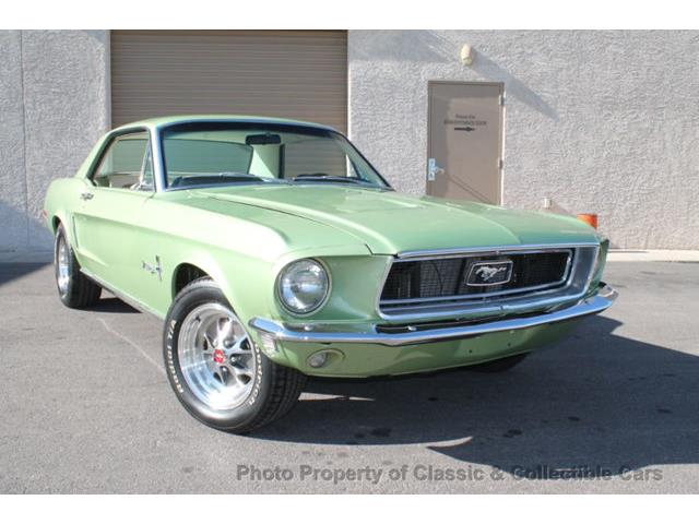 1968 Ford Mustang (CC-1313595) for sale in Las Vegas, Nevada