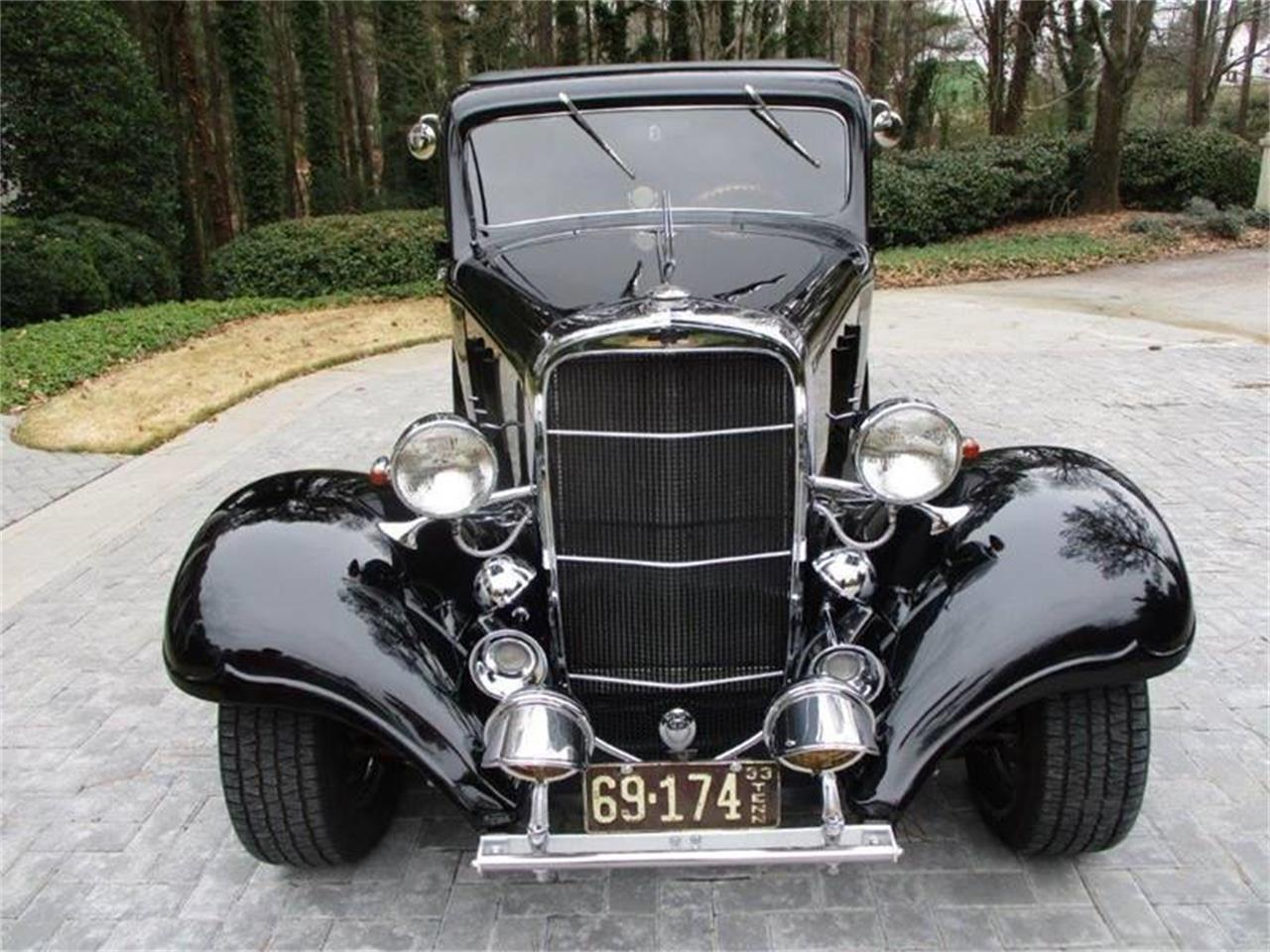 1933 Chevrolet Street Rod (CC-1313596) for sale in Marietta, Georgia