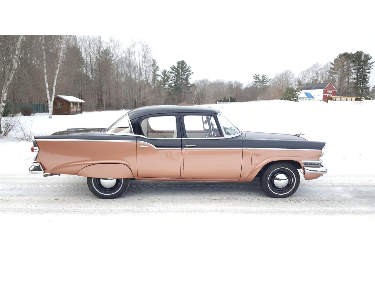 1957 Studebaker Champion (CC-1313605) for sale in FREMONT, New Hampshire