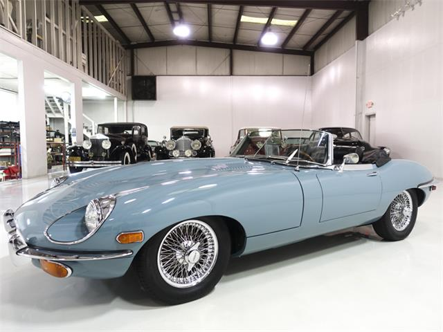 1969 Jaguar E-Type (CC-1313610) for sale in Saint Louis, Missouri