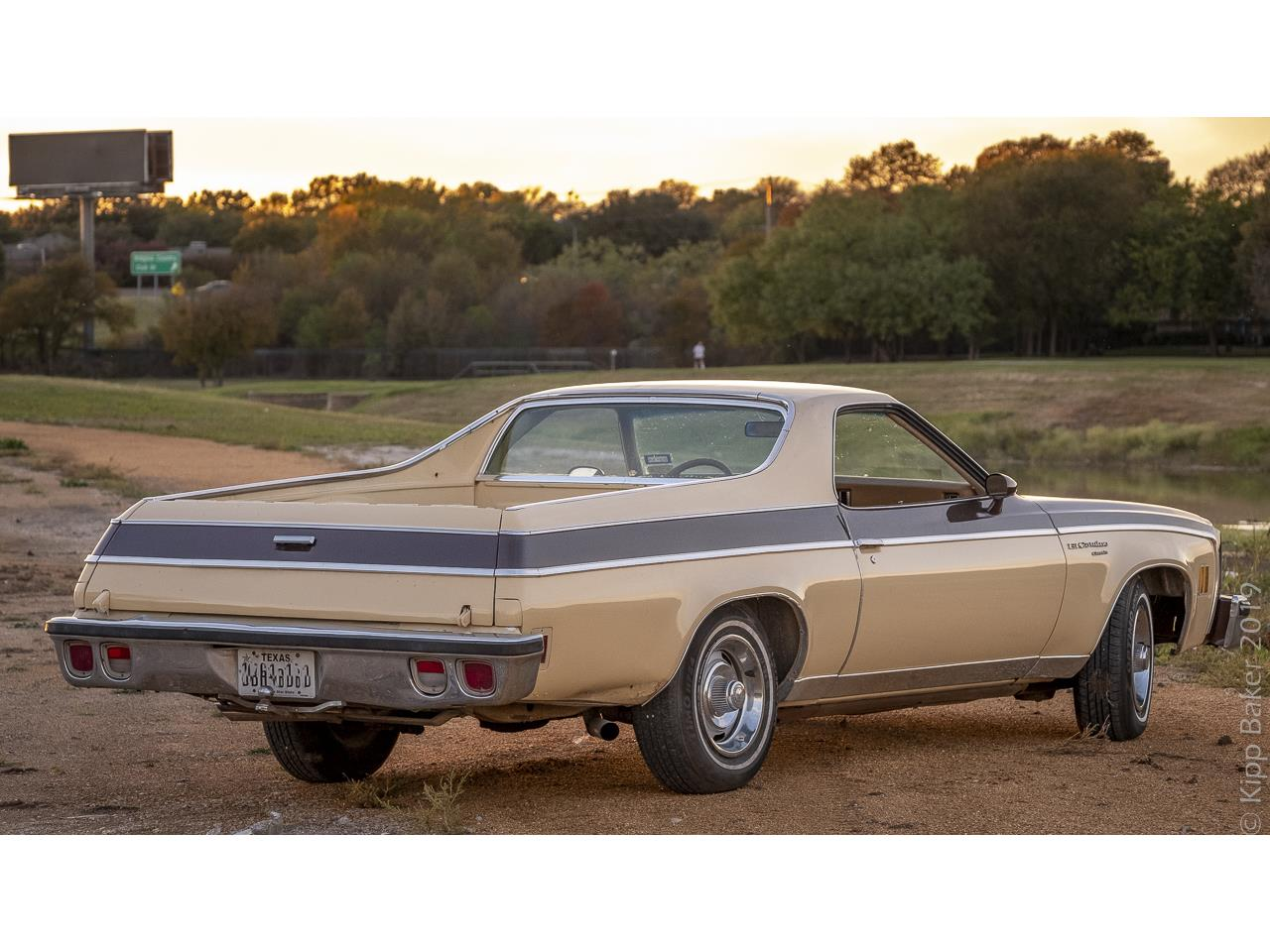 1976 Chevrolet El Camino (CC-1313614) for sale in Fort Worth, Texas