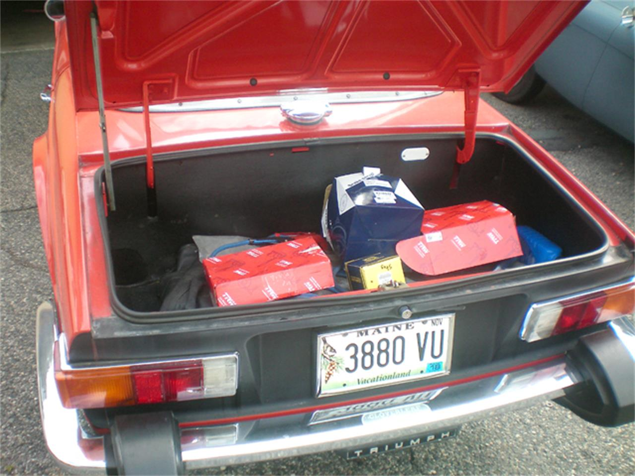 1976 Triumph TR6 (CC-1313651) for sale in Rye, New Hampshire