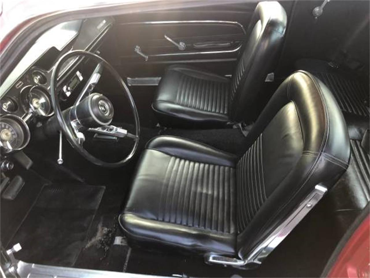 1967 Ford Mustang (CC-1313671) for sale in Los Angeles, California
