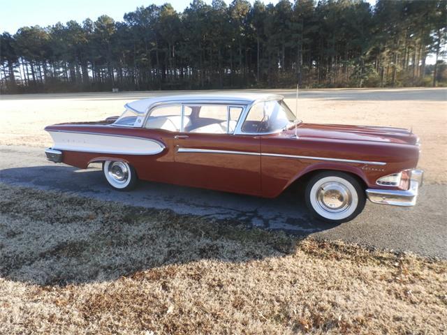 1958 Edsel 2-Dr Sedan (CC-1313674) for sale in SHAWNEE, Oklahoma