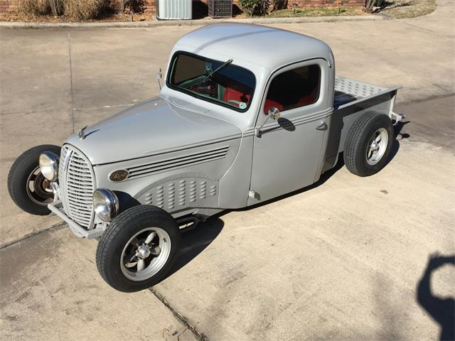 1938 Ford Custom (CC-1313675) for sale in SHAWNEE, Oklahoma