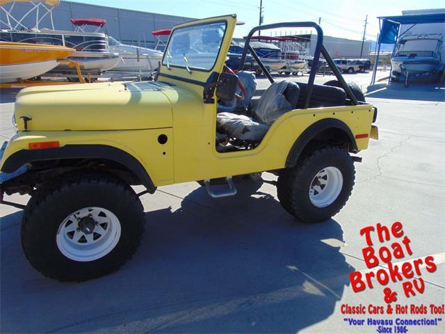 1979 Jeep CJ5 (CC-1310369) for sale in Lake Havasu, Arizona