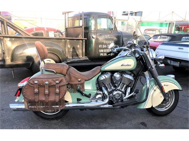 2015 Indian Chief (CC-1313707) for sale in Los Angeles, California