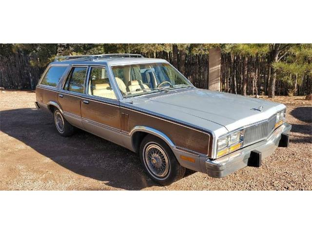 1980 Mercury Villager (CC-1310038) for sale in Cadillac, Michigan