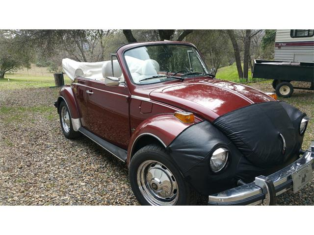 1978 Volkswagen Convertible (CC-1313822) for sale in Ahwahnee, California
