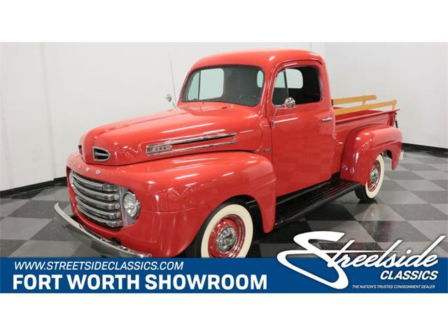 1949 Ford F1 (CC-1313835) for sale in Ft Worth, Texas