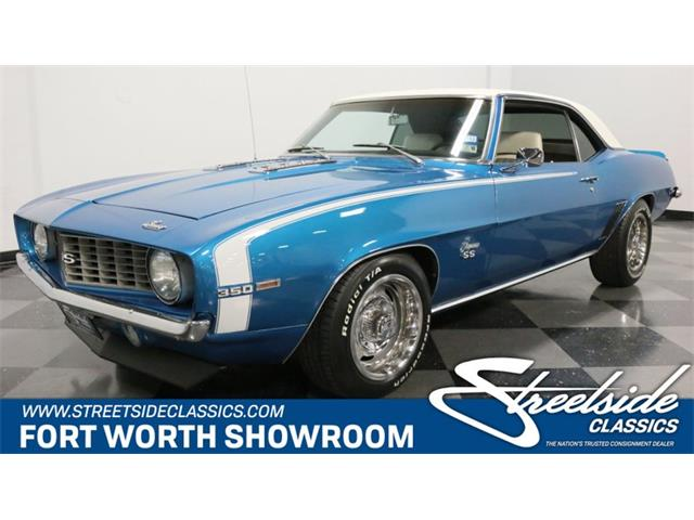 1969 Chevrolet Camaro (CC-1313840) for sale in Ft Worth, Texas