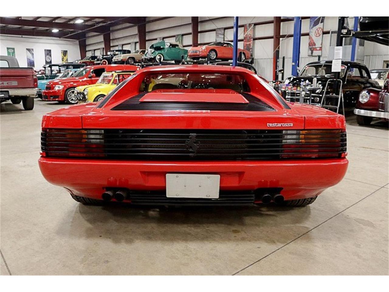 1988 Ferrari Testarossa (CC-1313847) for sale in Kentwood, Michigan