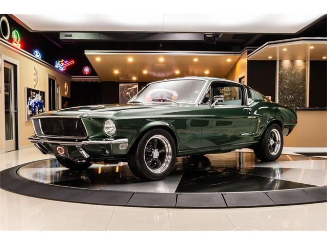 1968 Ford Mustang (CC-1313849) for sale in Plymouth, Michigan