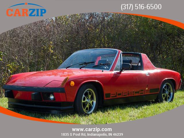 1973 Porsche 914 (CC-1310385) for sale in Indianapolis, Indiana