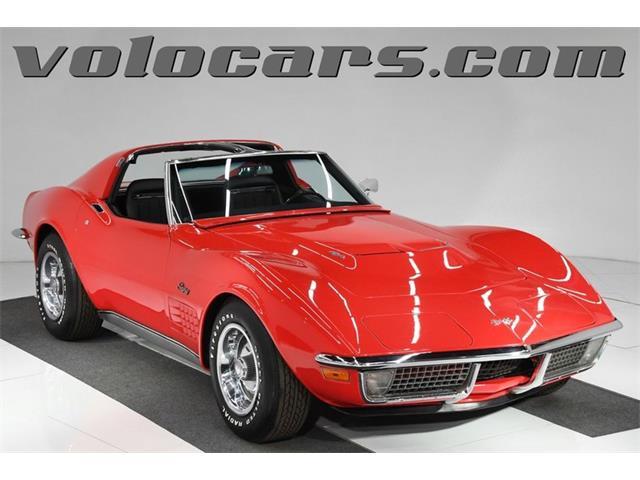 1971 Chevrolet Corvette (CC-1313850) for sale in Volo, Illinois