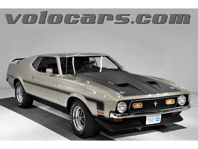 1971 Ford Mustang (CC-1313853) for sale in Volo, Illinois