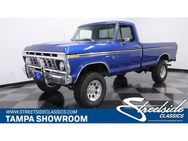 1976 Ford F250 (CC-1313863) for sale in Lutz, Florida