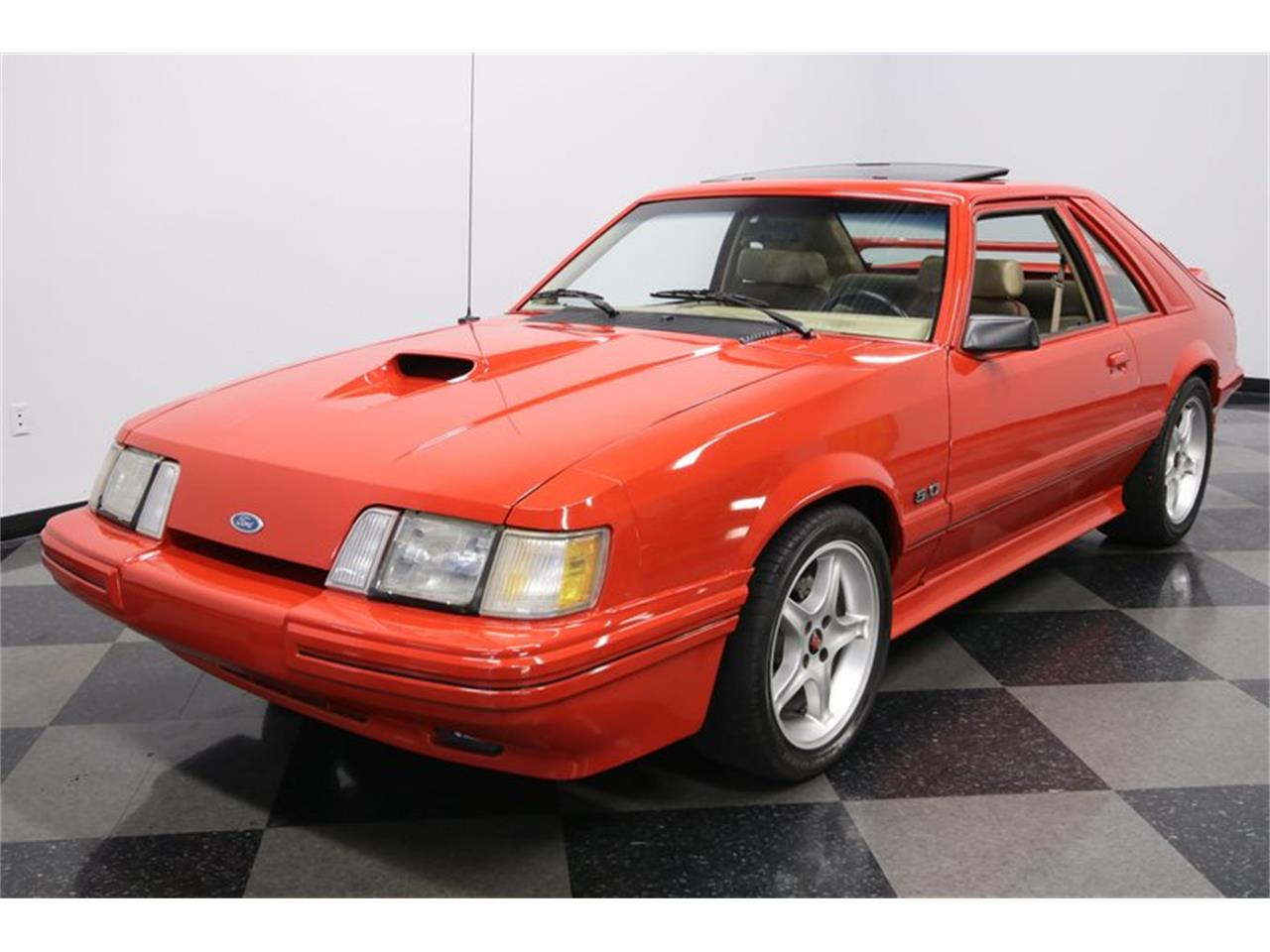 1985 Ford Mustang (CC-1313866) for sale in Lutz, Florida
