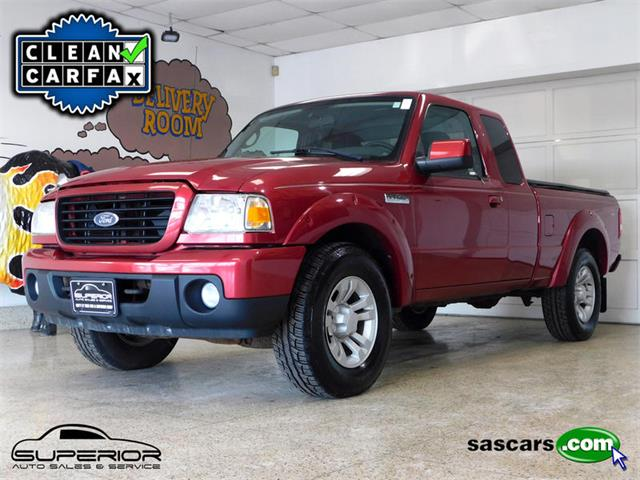 2008 Ford Ranger (CC-1313869) for sale in Hamburg, New York