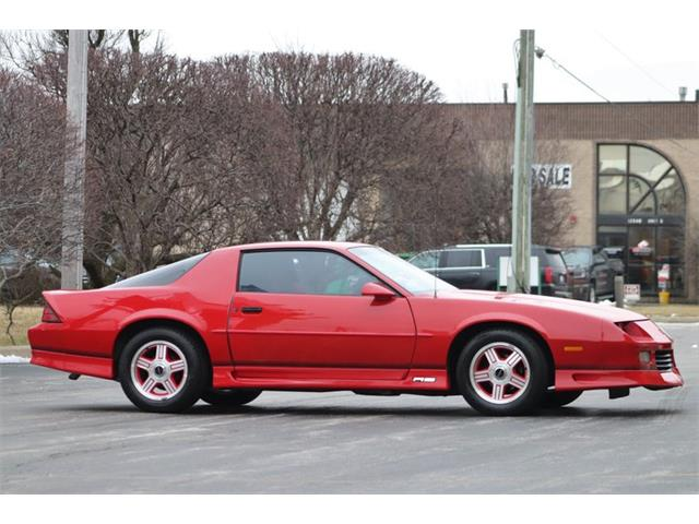 1991 Chevrolet Camaro (CC-1313877) for sale in Alsip, Illinois