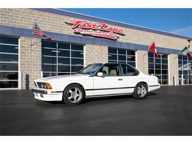 1988 BMW 635csi (CC-1313883) for sale in St. Charles, Missouri