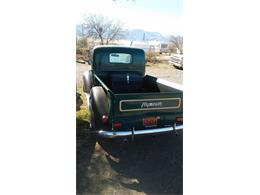 1937 Plymouth Truck (CC-1313890) for sale in West Pittston, Pennsylvania