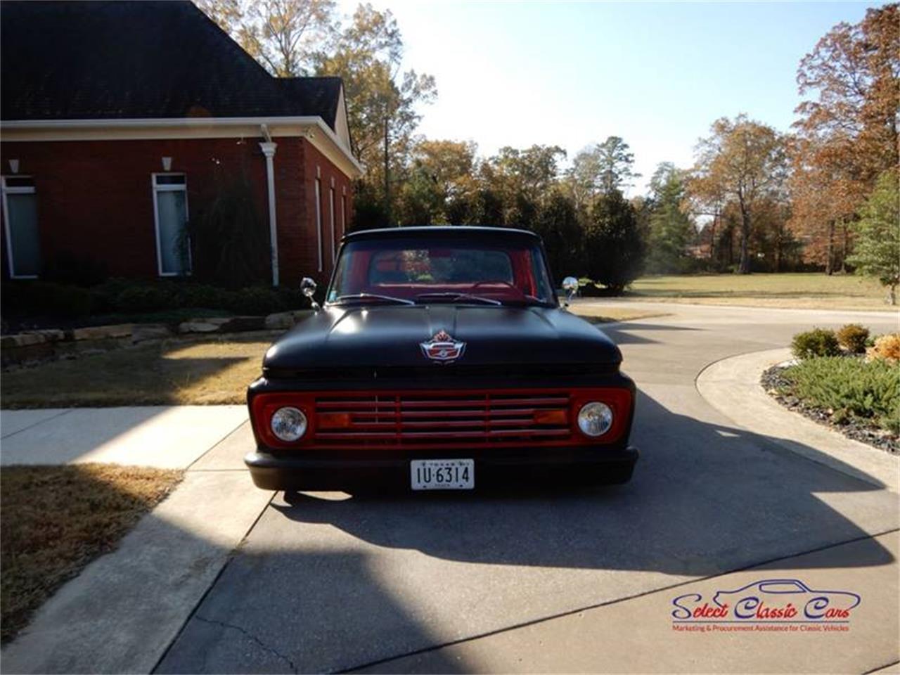 1963 Ford F100 (CC-1313893) for sale in Hiram, Georgia