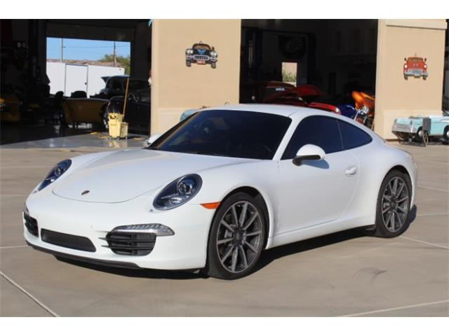 2015 Porsche Carrera (CC-1310039) for sale in Cadillac, Michigan