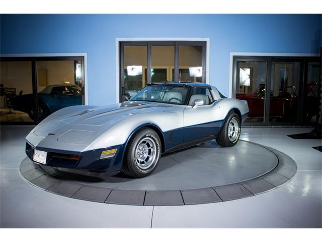 1981 Chevrolet Corvette (CC-1313903) for sale in Palmetto, Florida