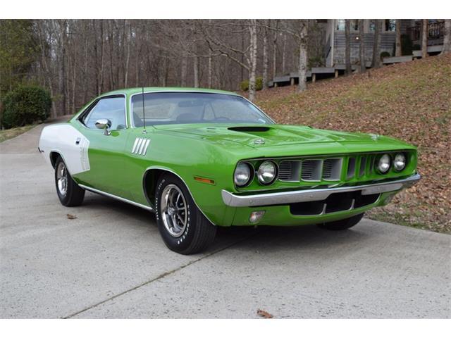 1971 Plymouth Cuda (CC-1313904) for sale in Greensboro, North Carolina
