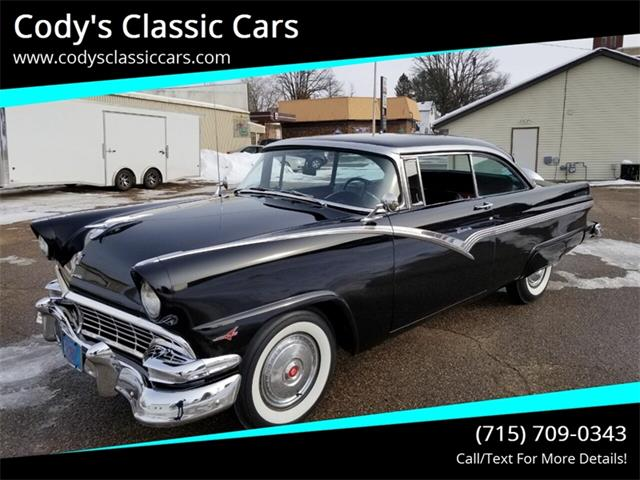 1956 Ford Fairlane (CC-1313913) for sale in Stanley, Wisconsin