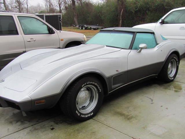1978 Chevrolet Corvette (CC-1313915) for sale in Greensboro, North Carolina