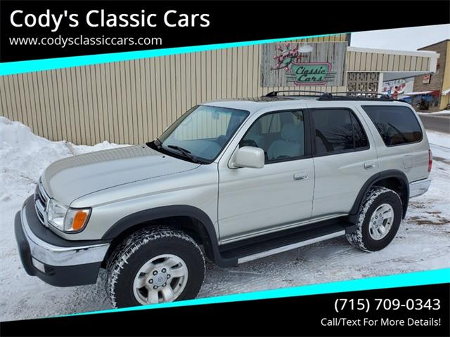 1999 Toyota 4Runner (CC-1313918) for sale in Stanley, Wisconsin