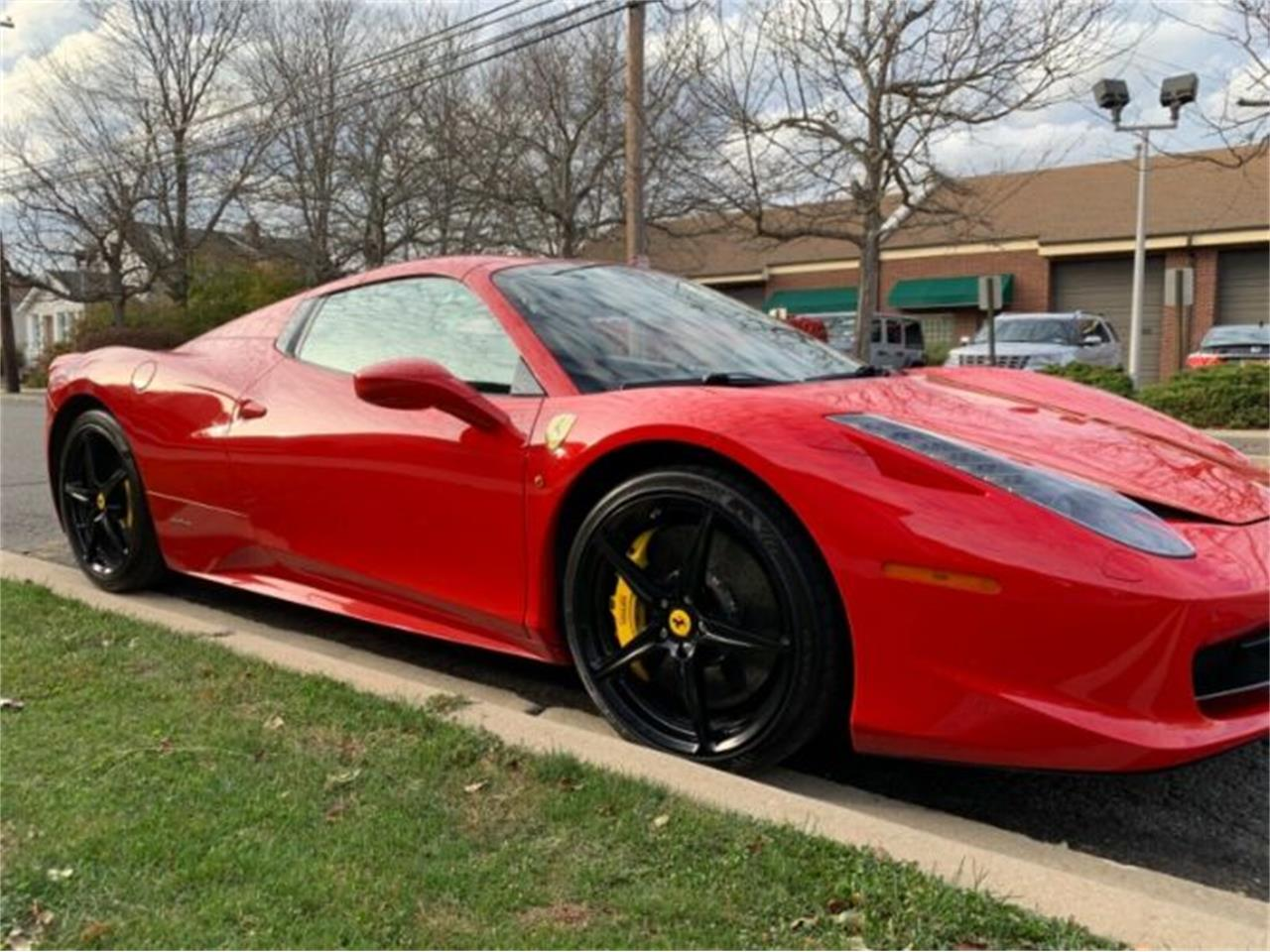 2012 Ferrari 458 Italia (CC-1313931) for sale in Cadillac, Michigan
