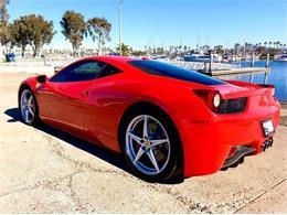 2011 Ferrari 458 Italia (CC-1313938) for sale in Cadillac, Michigan