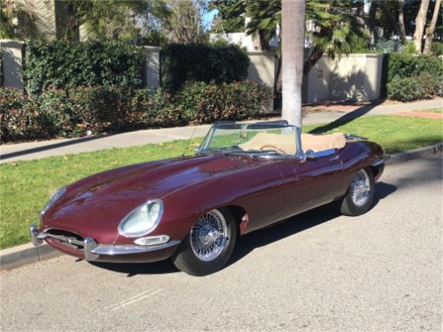 1963 Jaguar XKE (CC-1313941) for sale in Astoria, New York