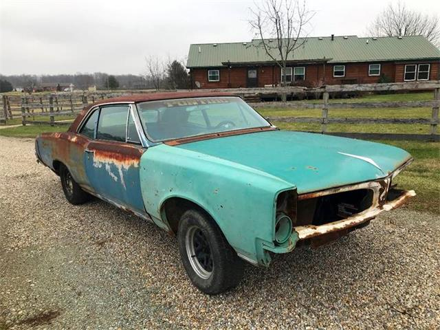 1967 Pontiac Tempest (CC-1313946) for sale in Knightstown, Indiana