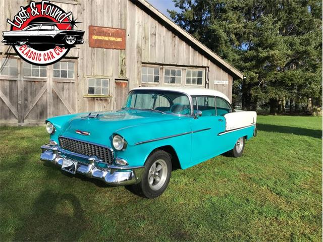 1955 Chevrolet Bel Air (CC-1310395) for sale in Mount Vernon, Washington