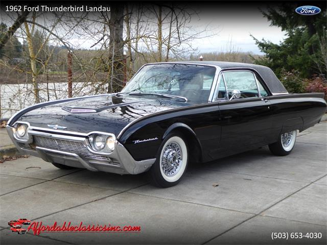 1962 Ford Thunderbird (CC-1313955) for sale in Gladstone, Oregon