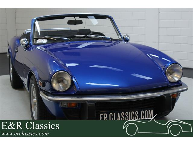 1975 Triumph Spitfire (CC-1313963) for sale in Waalwijk, Noord-Brabant