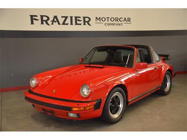1986 Porsche 911 (CC-1313965) for sale in Lebanon, Tennessee