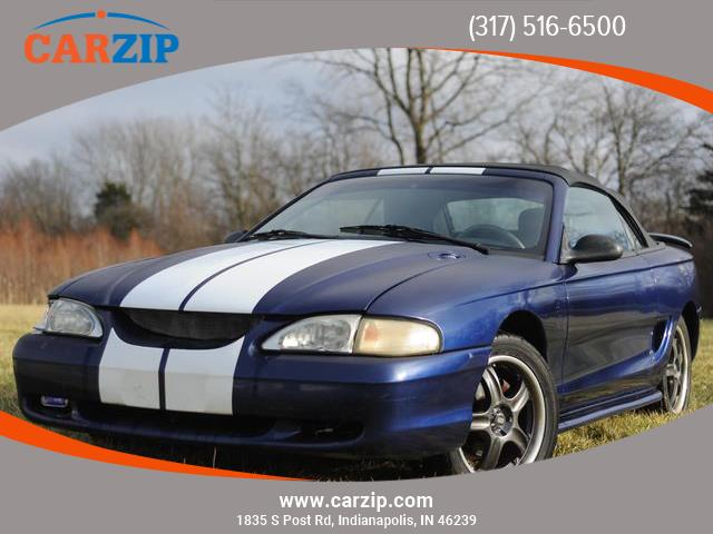 1996 Ford Mustang (CC-1313967) for sale in Indianapolis, Indiana