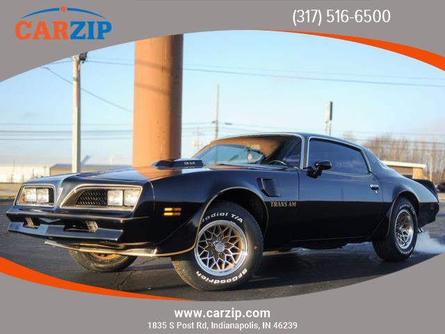 1978 Pontiac Firebird (CC-1313969) for sale in Indianapolis, Indiana