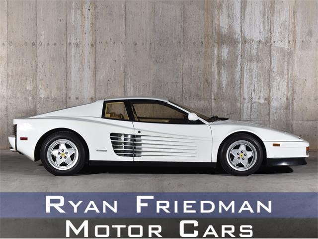 1990 Ferrari Testarossa (CC-1313974) for sale in Valley Stream, New York
