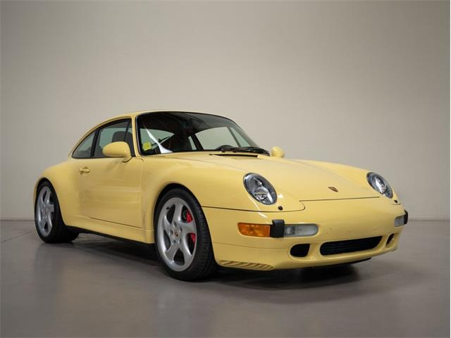 1997 Porsche 993 (CC-1313982) for sale in Fallbrook, California