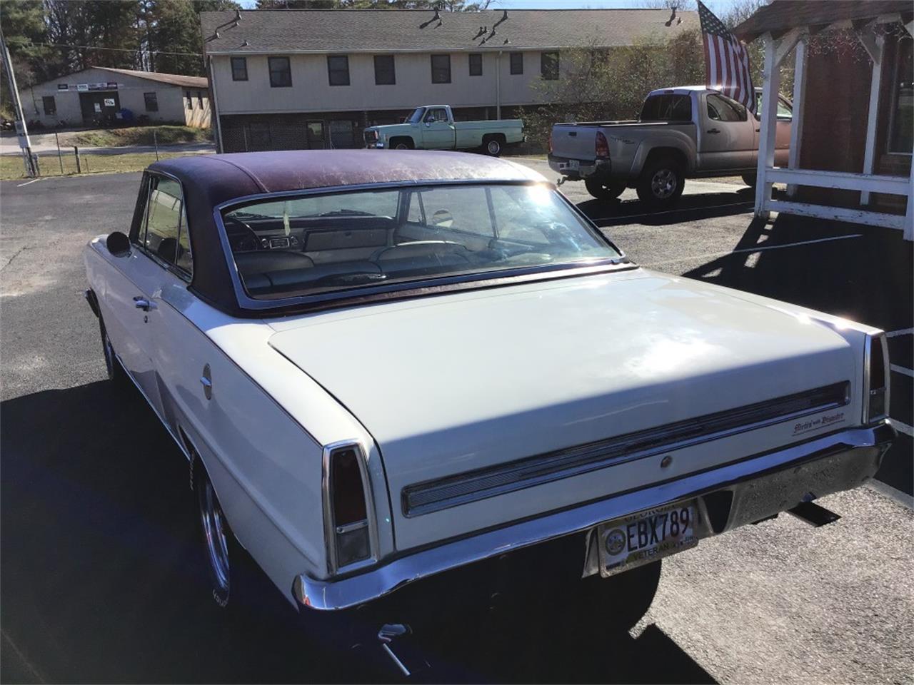 1966 Chevrolet Nova (CC-1313984) for sale in Clarksville, Georgia