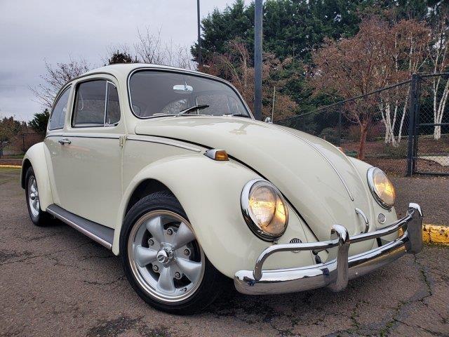 1966 Volkswagen Beetle (CC-1313994) for sale in Eugene, Oregon