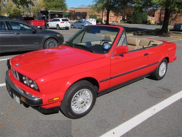 1991 BMW 325i (CC-1314005) for sale in Charlotte, North Carolina